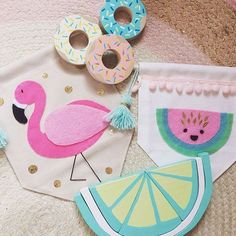 What a gorgeous pastel collection here with our wooden donuts. Thanks for the pretty picture @mrsmckinnon78 by littlewhimsynz