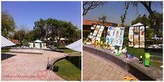 colônias de férias (summer school) em Santiago/Chile