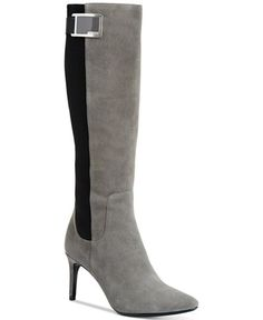 Calvin Klein Women's Jaidia Tall Dress Boots