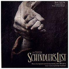 """""""Shindler's List"""" soundtrack"""