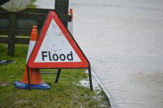 Check out Flood Sign by Shane Thornton on Creative Market