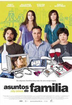 Cine: Asuntos de familia