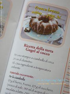 LISA LIBELLE - Annalisa Colaianni Evangelisti: cucina, amore & fantasia: Ricetta della torta Guge...