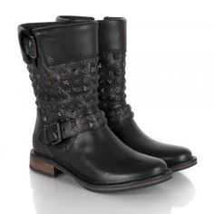 ugg boots victoria market  #cybermonday #deals #uggs #boots #female #uggaustralia #outfits #uggoutlet ugg australia UGG® Australia Authorised Retailer Black Women's Conor Stud Calf Boot ugg outlet
