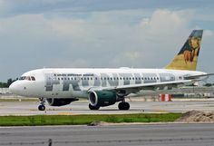 Airbus A319 Frontier Airlines N907FR