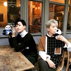 SUJU | eunhyuk, donghae