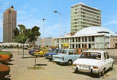 Bilderbuch Berlin - Bauten am Alexanderplatz