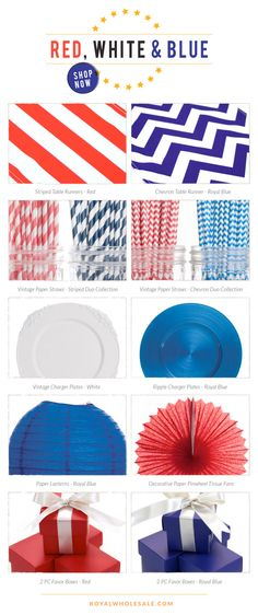 4th of July inspired decor  #4th #July #Independenceday #Party #decor