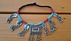 Afghan Jingle Necklace