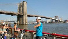 Brooklyn Bridge Bike Tour 2018 Book your Brooklyn Bridge Bike Tour in New York, United States, today! #Event #Sport #Cycling #Tour #Backpackers #Tickets #Entertainment