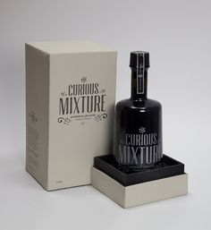 I am an especial packaging/design sucker when it comes to things for the bar. I've never tried absinthe, but would for a package like this.