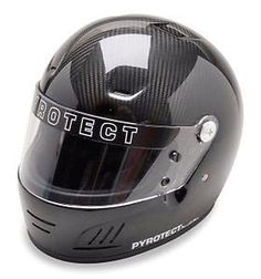 Pro Airflow SA2010 Series Full Face Carbon Motorcycle Helmet #PyrotectHelmets
