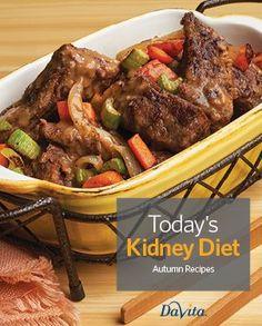 Today's Kidney Diet Autumn Recipes