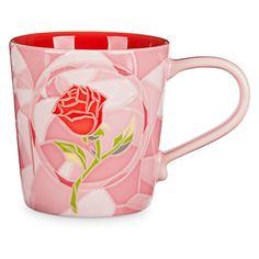 Art of Belle Rose Mug | Disney Store