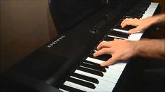 Sam Smith - I'm Not The Only One (piano cover)