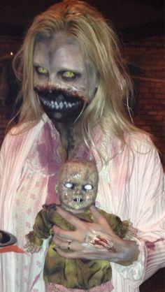 <font><font>26 Disfraces de Halloween Done Right</font></font>