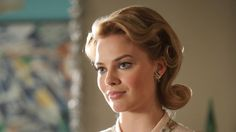 "Margot Robbie as Laura Cameron in Pan Am 1.14: ""1964"""