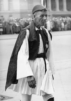 Spyros Louis, the winner of the Marathon in the 1896 Olympic Games of Athens… Greek History, Modern History, Mykonos, Greek Independence, Greece Pictures, Greece Photography, Greek Art, Athens Greece, Folk Costume