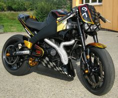 Buell XB12S by Bebert Racing Spirit