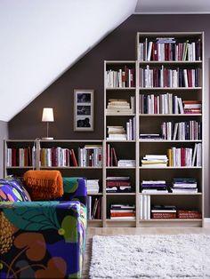Wohnen Nach Neigung Dachschrägen Perfekt Ausnutzen | Zuhausewohnen  Dachschräge Einrichten, Einrichten Und Wohnen, Dachschräge