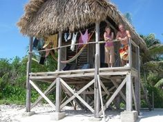 Belize Private Island Adventure Vacation