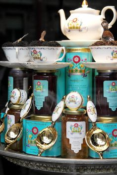 Fortnum's Tea, Piccadilly, London
