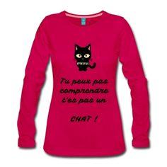 TPPCTPUC - T-shirt manches longues Premium Femme