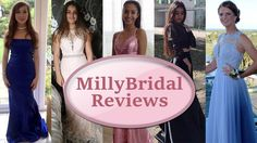 Top 10 Stunning Prom Dresses from MillyBridal | Customer Reviews