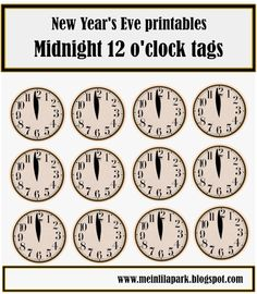 1000+ images about New Years Eve -Silvester on Pinterest ...