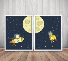 laminas espacio, cohete infantil, cuadro cohete, lamina cohete, laminas…