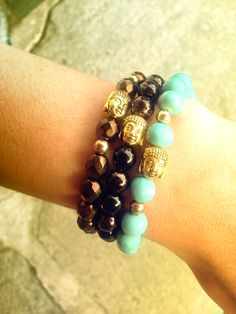#FriendshipBracelets #BraceletsForFun #BraceletsLucky #BraceletsForAbundance #BraceletsOfLove #BraceletsForYou #Buddha #BuddhaStyle #goldBuddha #Gold #Nature #Beads #Turquoise #Nice #Brown #LikeIt https://www.facebook.com/ensistore