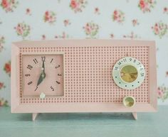 Music Love, All Things, Clock, Frame, Wall, Pink, Home Decor, Watch, Homemade Home Decor