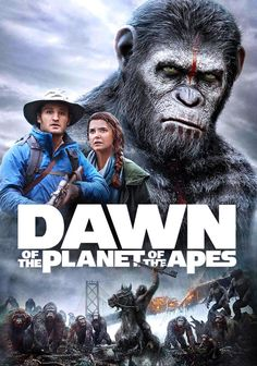 Dawn of the Planet of the Apes (2014) by MegaPlayMedia