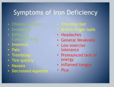 Symptoms of Iron Deficiency and anemia. Always so tired huh Health And Nutrition, Health And Wellness, Health Tips, Health Fitness, Foods With Iron, Iron Rich Foods, Low Iron Symptoms, Natural Cures, Natural Health