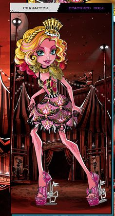 Gooliope Jellington daughter of unknown.she is hoping that becoming part of the student disembody at Monster High, she will find out the secrets of her true scaritage Arte Monster High, Monster High School, Love Monster, Monster High Dolls, Ever After High, Skelita Calavera, Personajes Monster High, Monster High Pictures, Fierce