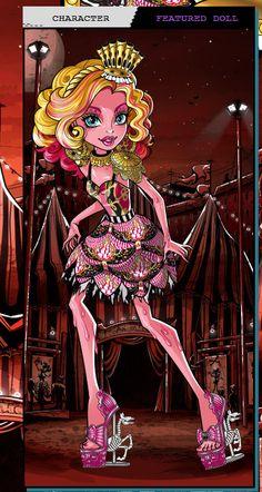 Gooliope Jellington   Monster High Characters   Monster High