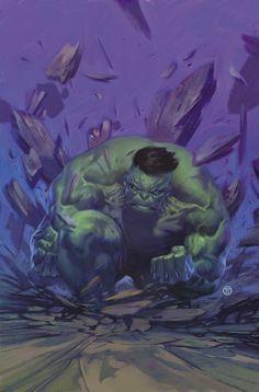Hulk by Julian Totino Tedesco