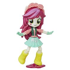 MLP Roseluck Mall Collection Singles EQG Minis