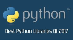Python Libraries,there are some not-so-well-known libraries that happened to gain traction among Python. Have you ever used any of libraries before?