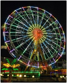 Suroboyp Carnival Park, Surabaya, East Java, Indonesia.