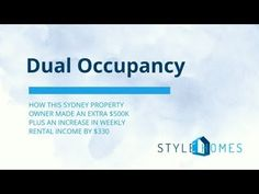 Should I see an Architect or a builder first when thinking about building a dual occupancy development on my block of land? Weekly Rentals, Sydney, Investing, How To Make, Building, Buildings, Construction