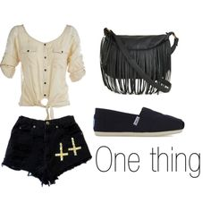 Youve got that one thing, created by freckles501 on Polyvore
