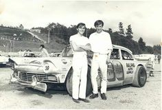Northwest racing, Langley BC Old Race Cars, Dirt Track, Antique Cars, Racing, Nascar, Ford, Muscle, School, Happy