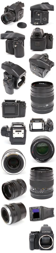 Contax 645. I want this so so so sososososososososo badly.