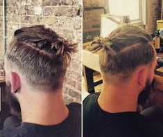 A-cool-topknot-hairstyle-with-an-undercut-and-a-hipster-beard