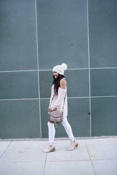 "Shop our ""Payton Rose Sweater"" stylish & neutral"