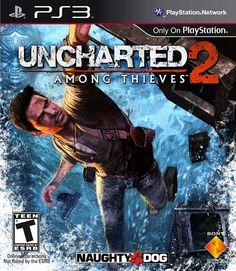 20. Uncharted 2: Among Thieves - The 25 Best Video Game Box Covers of the Last 10 Years | Complex UK