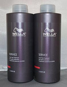 Wella Professionals Service Color Post Treatment 33.8 oz (2 pack) Review