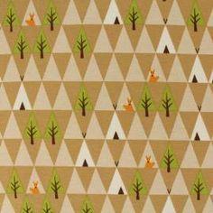 Triangle Tipi beige, Bio-Jersey, 21,90 EUR / Meter - Bild vergrößern Triangle, Beige, Quilts, Blanket, Decor, Cotton, Decoration, Comforters, Blankets