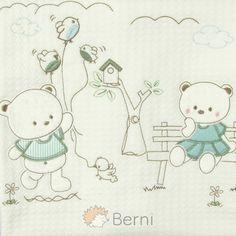 Набор постельного белья 3 в 1 для новорожденного Bebitof (код товара: 4000) - купить за 1 010 грн.   Berni